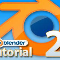 Blender Tutorial Teil 2: Die Arbeitsoberfläche