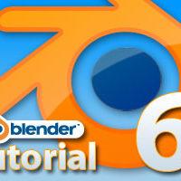 Blender Tutorial Teil 6: Bewegen im dreidimensionalen Raum
