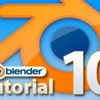 Blender Tutorial Teil 10: Das Mesh – Vertices, Edges und Faces