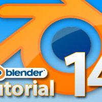 Blender Tutorial Teil 14: Mit Polygonmodelling eine freie Form erstellen