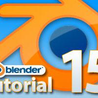 Blender Tutorial Teil 15: Organische Objekte erstellen