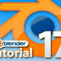 Blender Tutorial Teil 17: Rotationskörper mit Spin erzeugen
