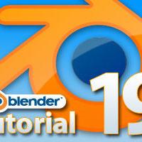 Blender Tutorial Teil 19: Ein Hintergrundbild laden