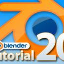 Blender Tutorial Teil 20: Modellieren mit dem Subdivision Surface Modifier