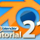 Blender Tutorial Teil 21: Der Array Modifier