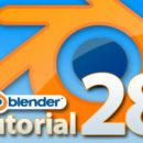 Blender Tutorial Teil 28: Der Mask Modifier und die Vertex Groups