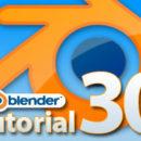 Blender Tutorial Teil 30: Textobjekte – 3D Texte erstellen