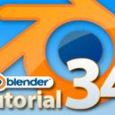 Blender Tutorial Teil 34: Ein Logo aus Curves erstellen