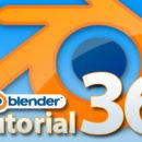 Blender Tutorial Teil 36: Grundlagen UV-Mapping